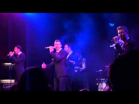 The Overtones - Say What I Feel - Live