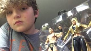 WWE Unboxing