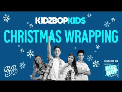 Kidz Bop - Christmas Wrapping Lyrics Meaning   Lyreka