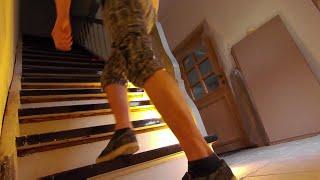 DIY: LED-LAUFLICHT ALS TREPPENBELEUCHTUNG mit Bewegungserkennung am Arduino