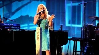 """Janelle Arthur performing """"Two Doors Down"""" at The Ryman"""