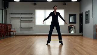 Video 11 from Julia – Ballroom Exercise