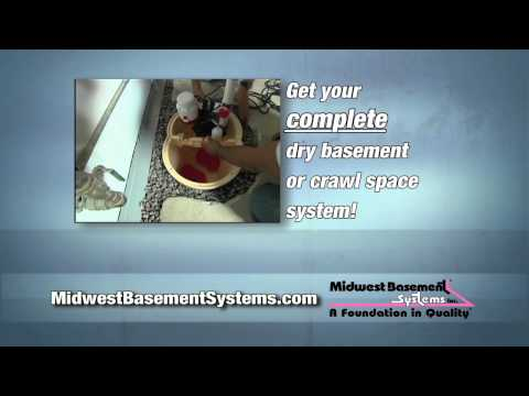 Solutions for Smelly Basements by Midwest Basement Systems