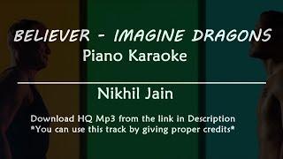 believer karaoke acoustic - TH-Clip