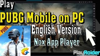 How to Play PUBG Mobile on PC English 100% Working (MOUSE FIX)
