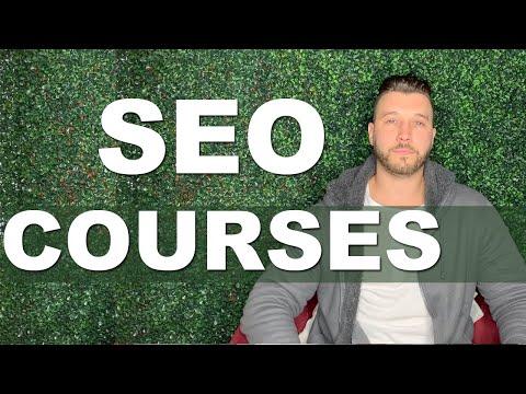 Best SEO Courses 2020 - YouTube