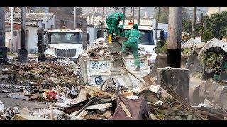 Manejo de basuras y residuos en Colombia