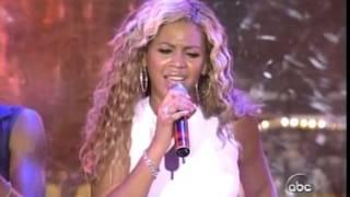 Destiny's Child - Emotion Live @ United we stand concert 2001