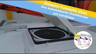 Frische Luft im Wohnmobil: Dometic FantasticVent Funktion und Einbau