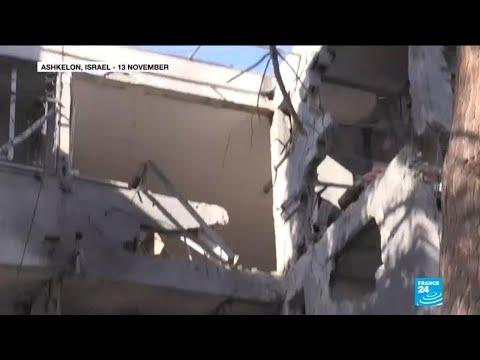Fear, anger in Israel's Ashkelon amid latest Gaza flare-up