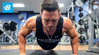 Abel Albonetti's Ultimate Chest Workout by Bodybuilding.com