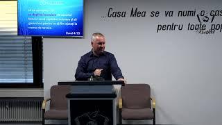 19 iulie 2021 – Serviciu Divin – Studiu biblic