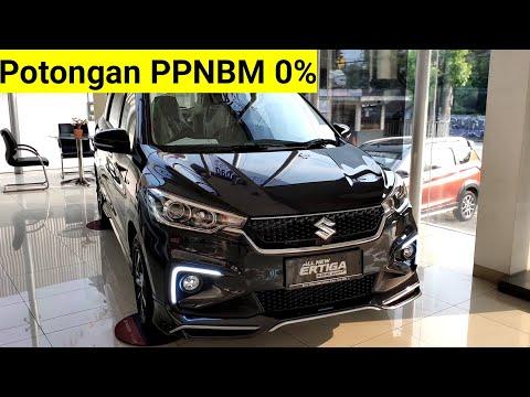 Suzuki All New Ertiga Sport Terbaru Warna Hitam 2021, Review Indonesia