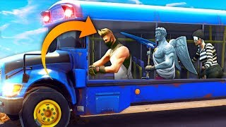 FIRST LOOK INSIDE THE BUS..!!! | Fortnite Funny and Best Moments Ep. 169 (Fortnite Battle Royale)