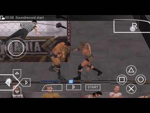 Download WWE 2K11. HOW TO BREAK HELL IN A CELL. in psp emulator Android HD Mp4 3GP Video and MP3