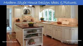 French Country Kitchen Designs Small Kitchens   Decorating Picture Solutions For Modern