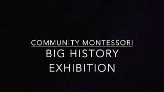 Teens' Big History Exhibition 2019