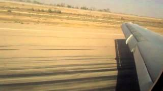 preview picture of video 'Iran Aseman 727 Takeoff from Ahwaz Iran'