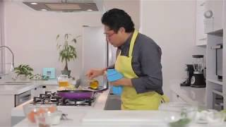 Tu cocina - Arrachera en adobo de pueblo
