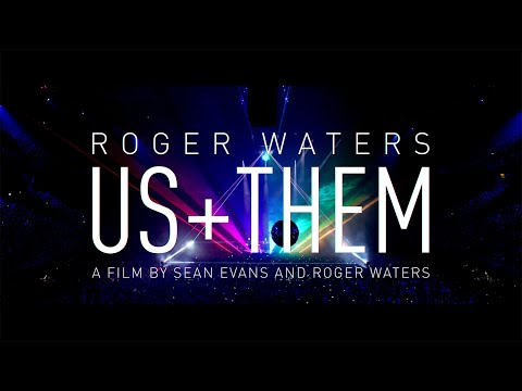 "Roger Waters: trailer do filme com show da turnê ""Us+Them"" é divulgado"