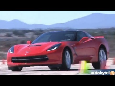 2014 Chevrolet Corvette Stingray Video Review