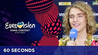60 Seconds with Manel Navarro from Spain