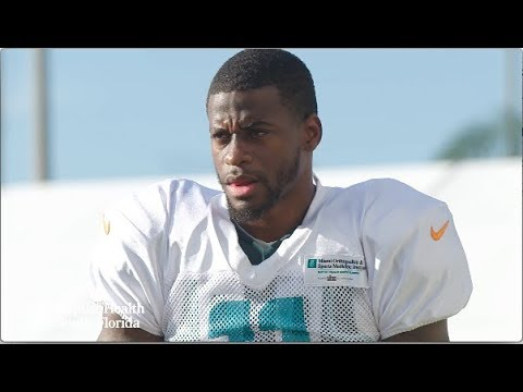 One-on-One with DeVante Parker presented by Baptist Health South Florida