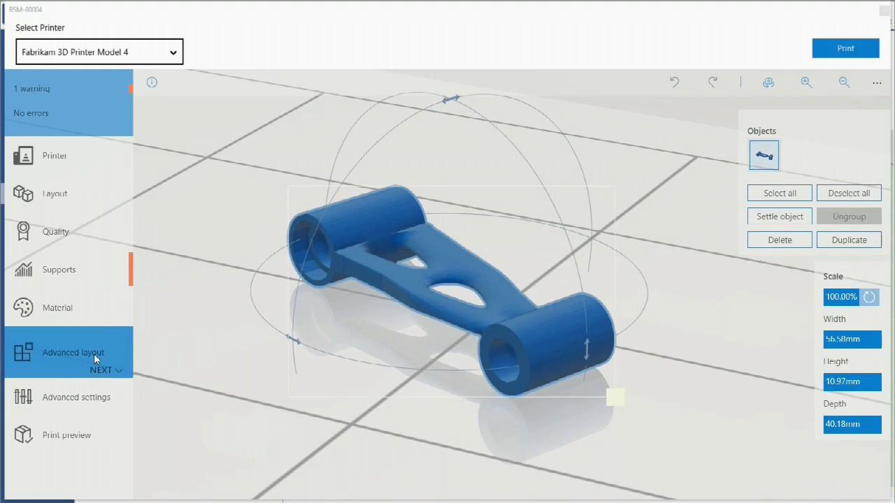 Vorschaubild: Solid Edge ST10: Neue Funktionen für den 3D-Druck