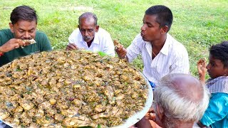 Pepper Chicken | Cooking and Eating | Village Style Chettinad pepper chicken Recipe | Village food