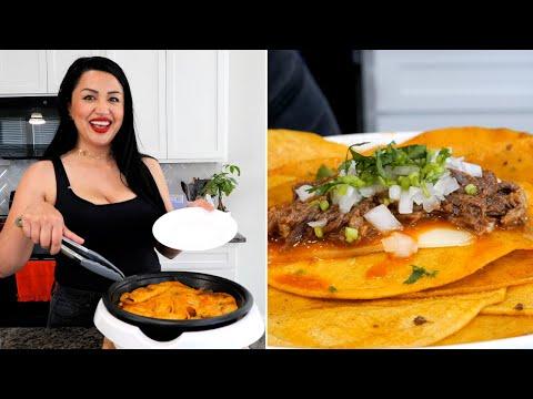 How to make BIRRIA Quesa Tacos Recipe