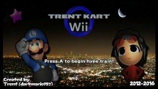 [MKW] Trent Kart Wii Riivolution + Wiimmfi Test