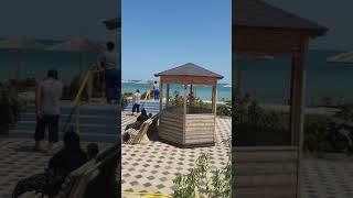 Дагестан каспийское море база отдыха ПАРНАС