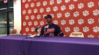 Clemson Baseball || Lee, Byrd, Clark, B. Hawkins - 3/9/19