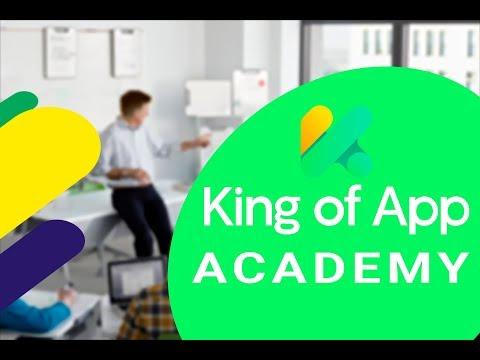 Presentación King of App Academy