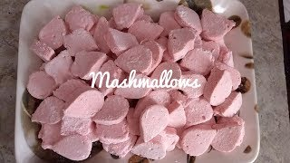 Homemade Marshmallows Recipe |Learn In 3 Minutes O