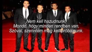 JLS - Gotta Try It (Magyar)