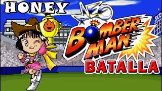 NEO BOMBERMAN Modo Batalla - HONEY