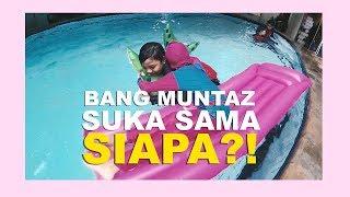 Jawab Jujur Cepat Di Atas Pelampung With Muntaz Halilintar!
