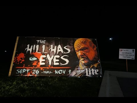 Behind the Screams Video Thumbnail for The Hill Has Eyes - October 9th, 2015