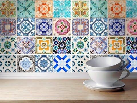 Adesivi per piastrelle Decorazioni per bagni e cucine
