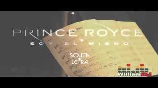 Prince Royce Solita Descargar (letra)