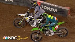 Supercross Round #12 at Salt Lake City   450SX EXTENDED HIGHLIGHTS   6/3/20   Motorsports on NBC