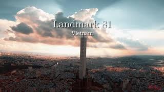 Diving the tallest building in Vietnam | Landmark 81 FPV