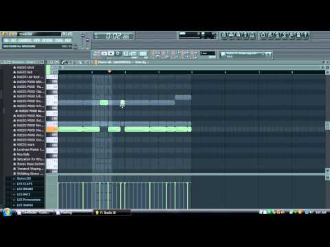 Making A Beat in 7 minutes(NO EDITS) huezo beats