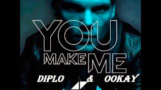 Avicii - You Make Me (Diplo & Ookay Extended Remix)