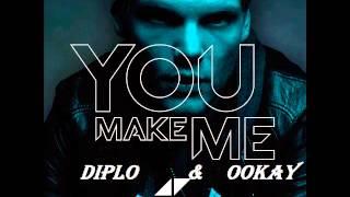 Avicii - You Make Me (Diplo & Ookay Extended Remix)