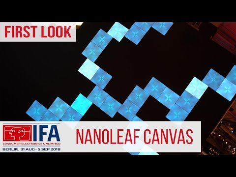 Nanoleaf Canvas Smarter Kit (17 Panels)