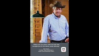 Episode 84. Kent Taylor - Founder, Texas Roadhouse - MoxieTalk with Kirt Jacobs