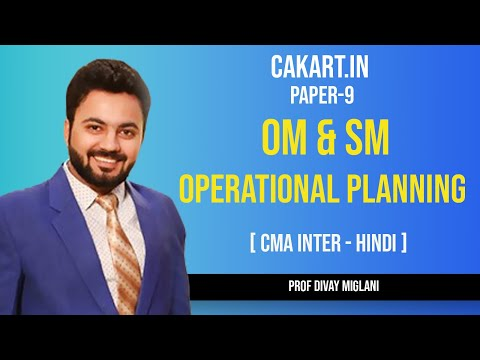 Introduction to Operations Management and Strategic Management
