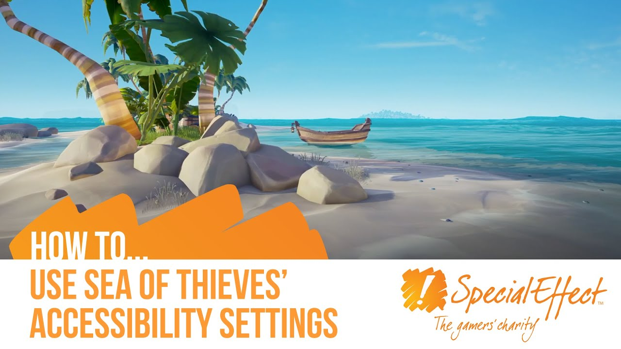 video placeholder for How to Use Sea of Thieves Accessibility Settings